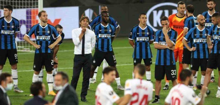 Europa League, finale amaro per l'Inter