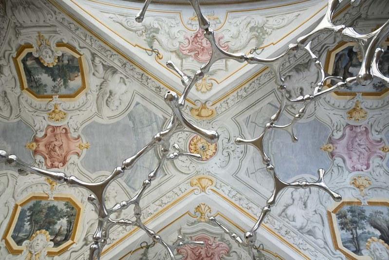 Loris Cecchini museo del Novecento