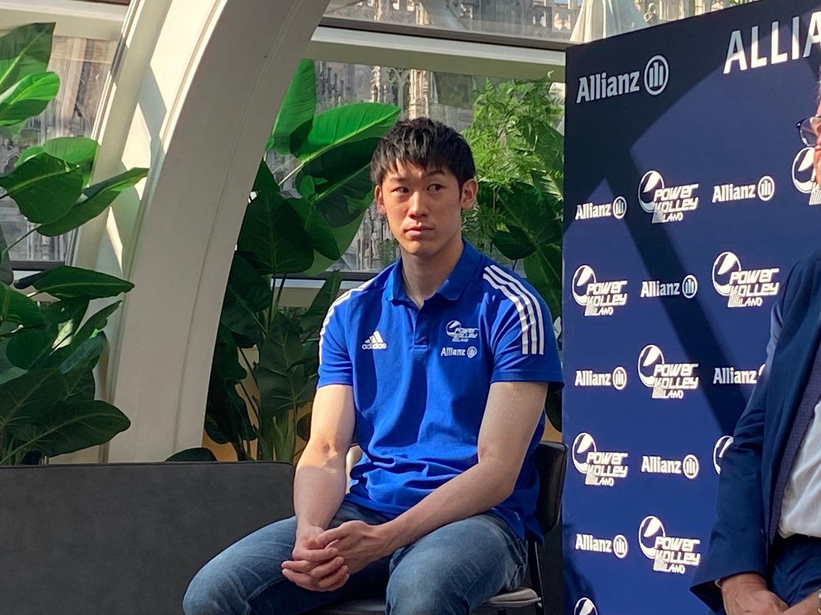Powervolley Milano, ecco Ishikawa: «Sono qui per vincere»