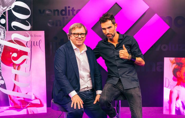 Niam: Giorgio Magello Mantovani e Bassel Bakdounes