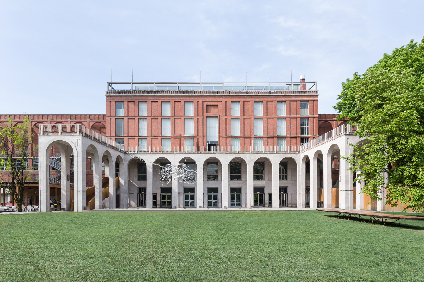 Triennale Milano - Foto di Gianluca Di Ioia