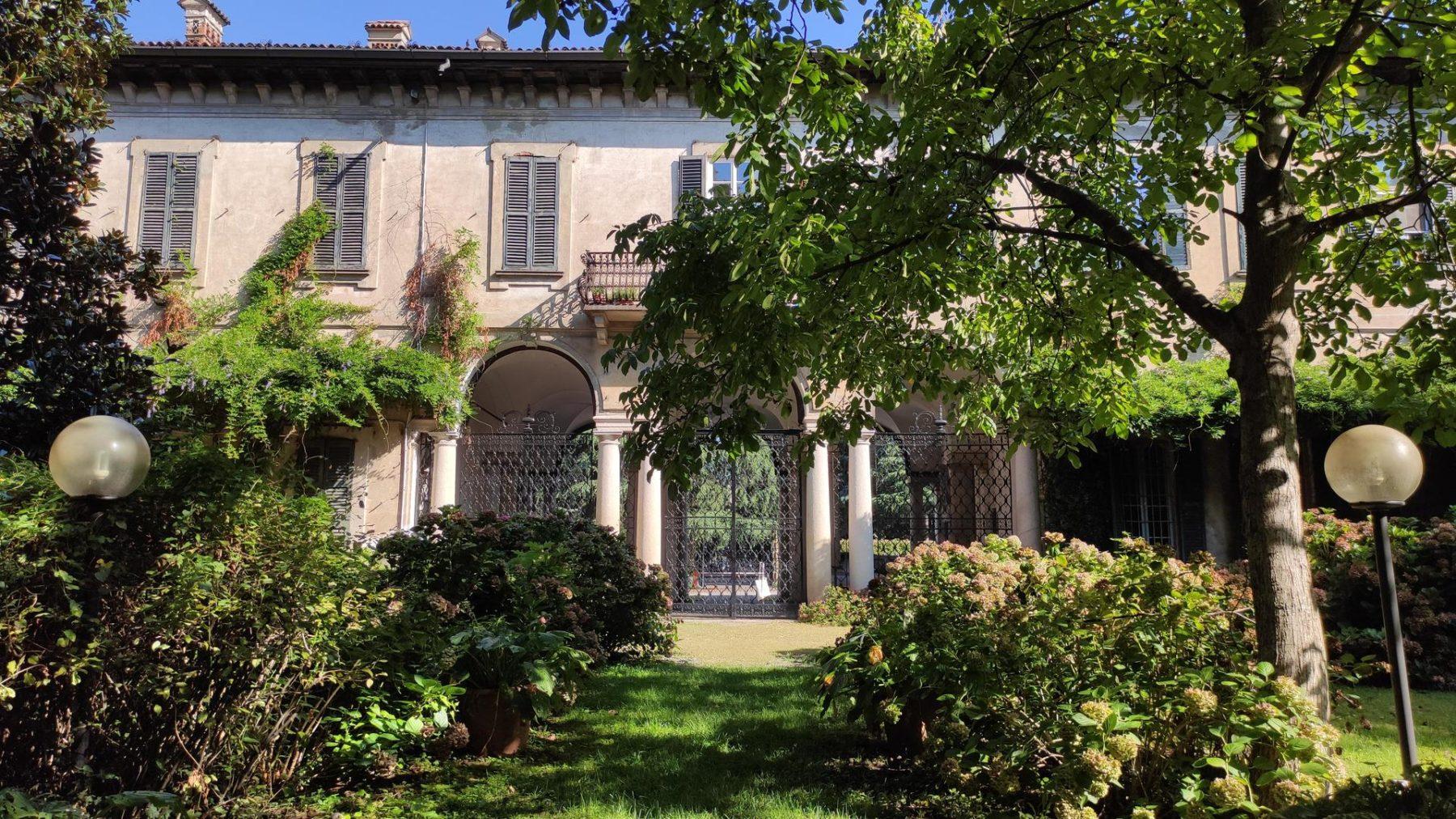 Villa banfi hinterland