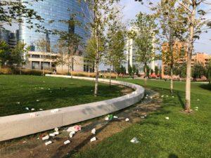 milano rifiuti giardini bam bosco verticale