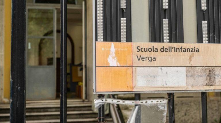 Milano, primo giorno per gli asili: una spiacevole sorpresa per i genitori della scuola materna di via Verga