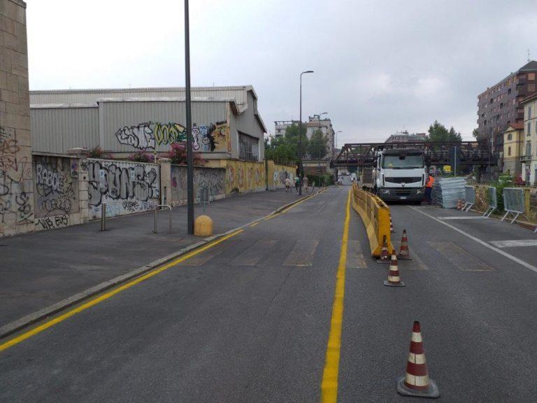 Piste ciclabili, al via il cantiere della VenTo anche sul Naviglio Pavese