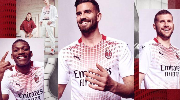 Il Milan presenta la seconda maglia per la prossima stagione: un omaggio al Mudec