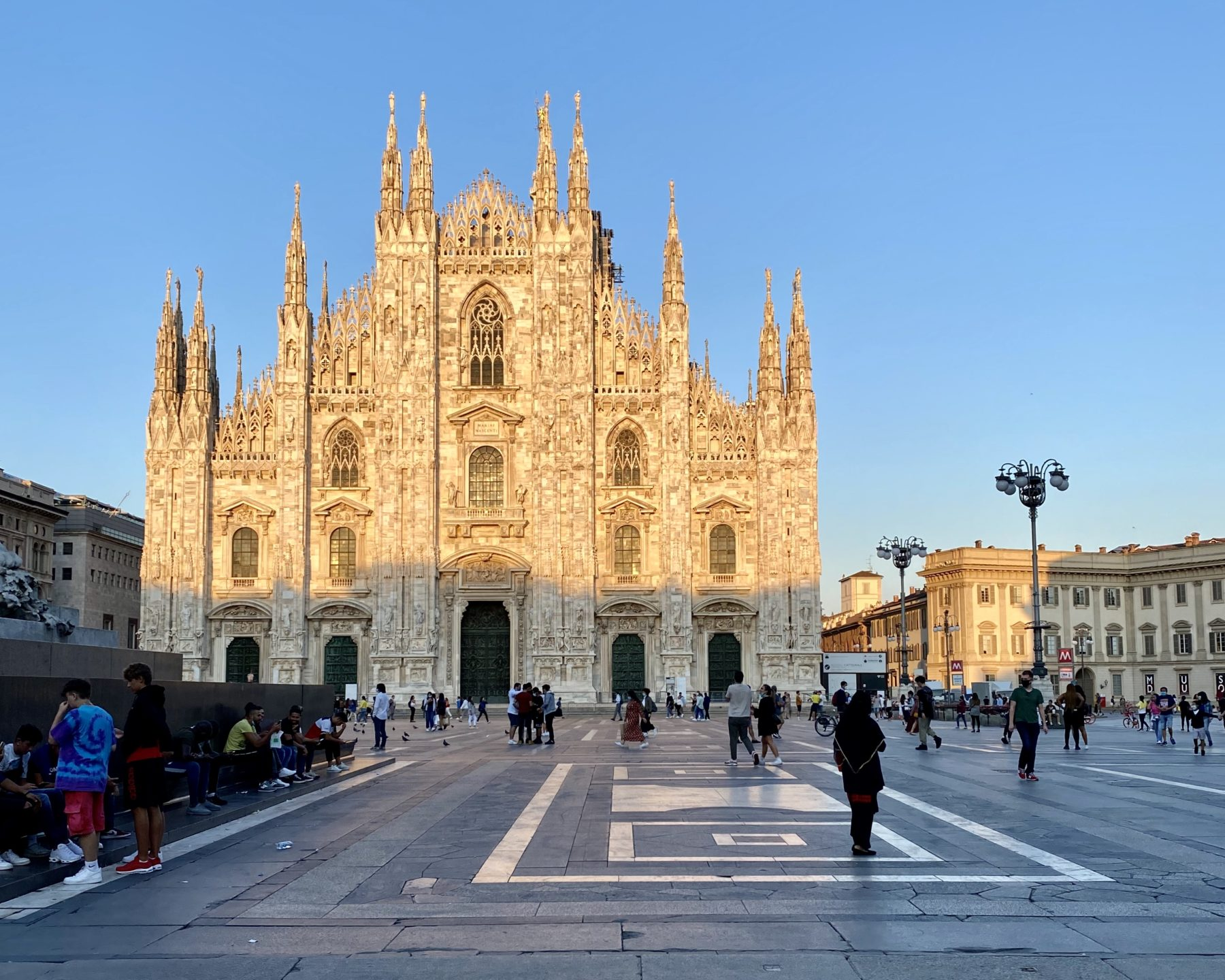 Milano G20 Salute