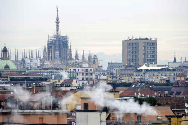 smog milano piano aria