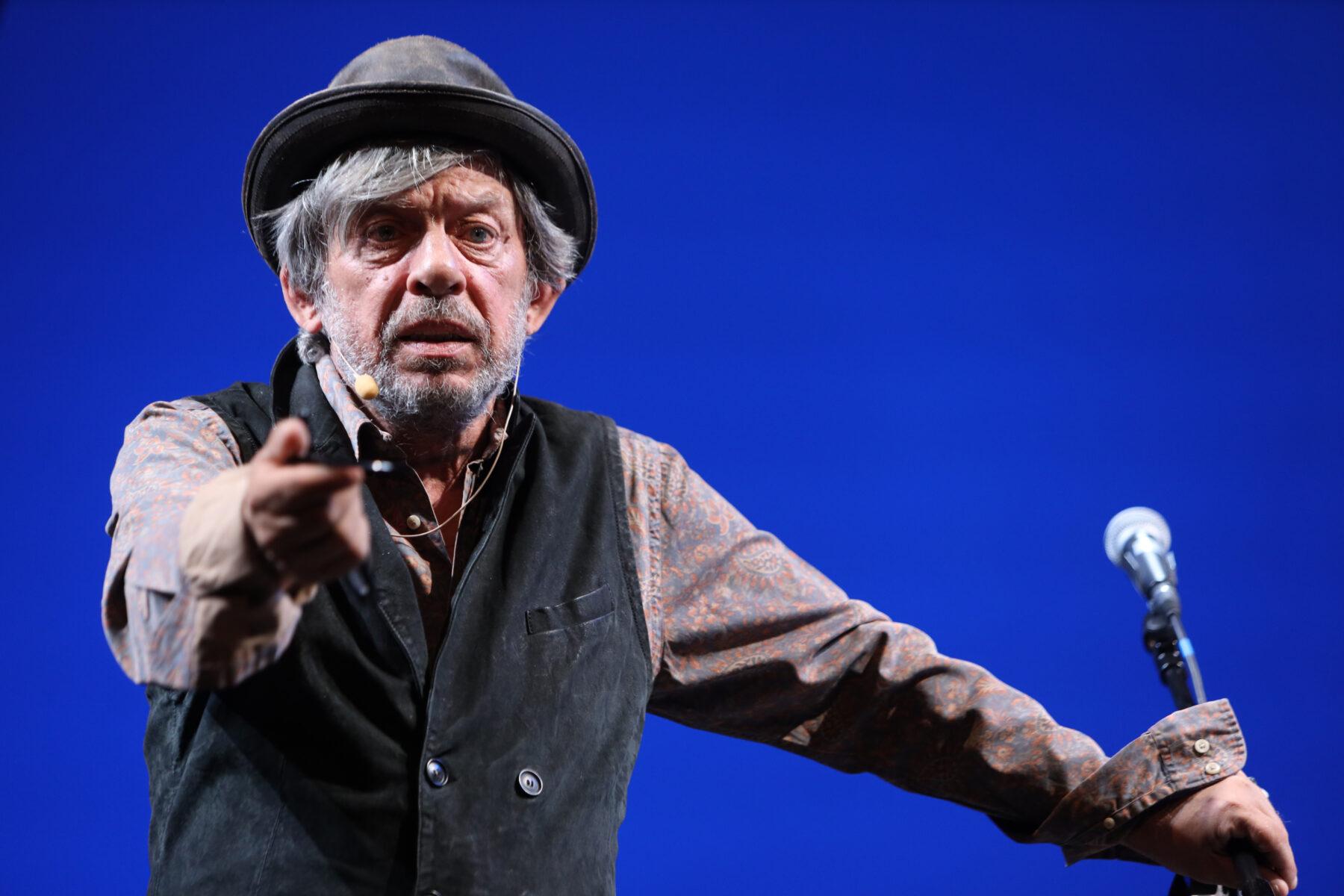 Paolo Rossi, Piccolo Teatro - foto di Monica Condini