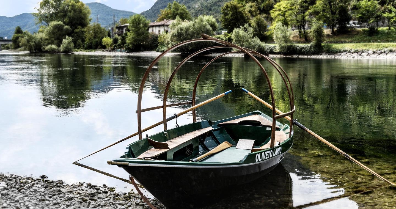 Lecco imbarcazione Promessi Sposi