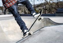 Skate Park Rho