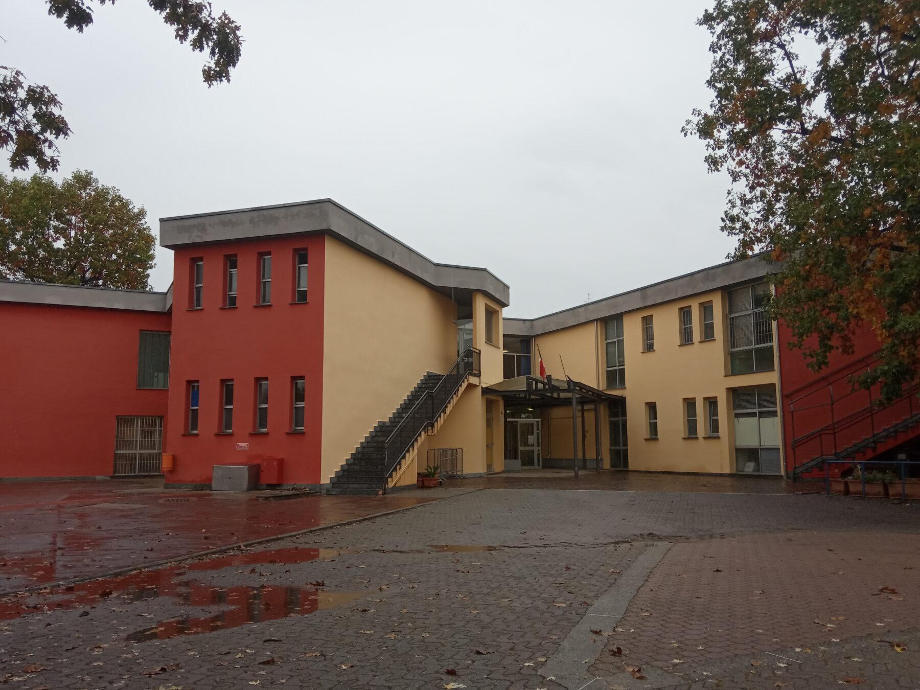 crollo tetto scuola cernusco