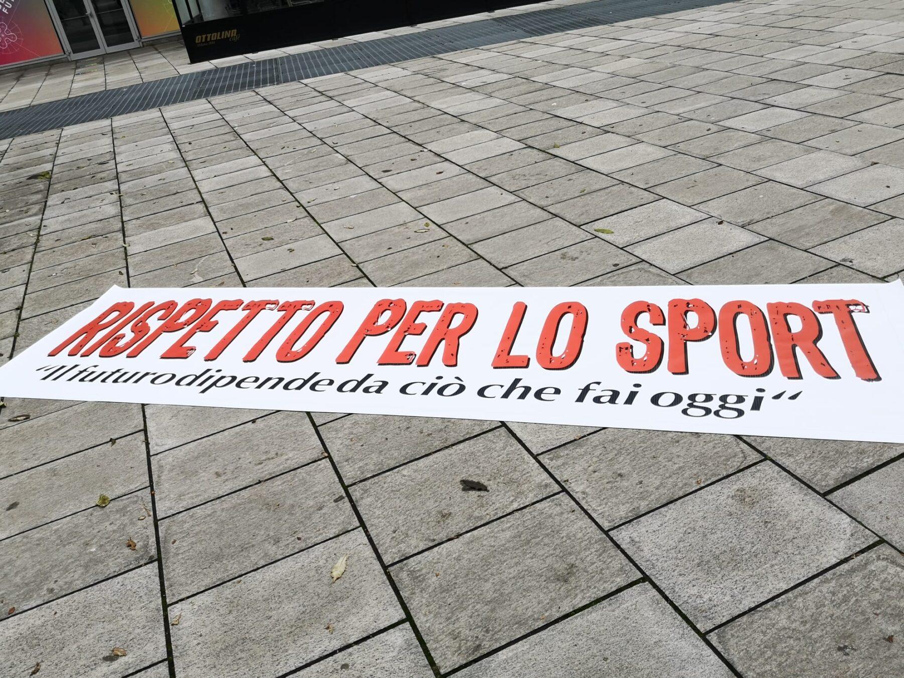 manifestazione sport palazzo lombardia
