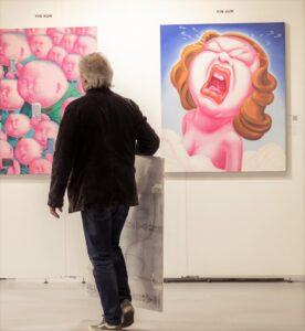 affordable art fair milano