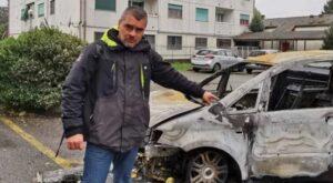 auto bruciate via quarti milano