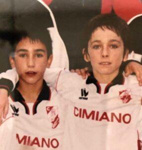 Augello - Credit foto Cimiano: Cimiano Calcio