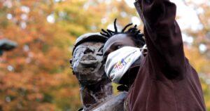 statua sankara giardini montanelli milano