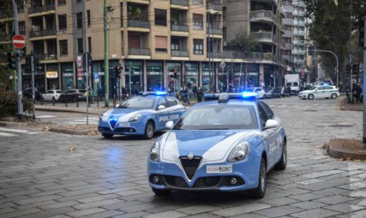 rapina piazza scoli milano