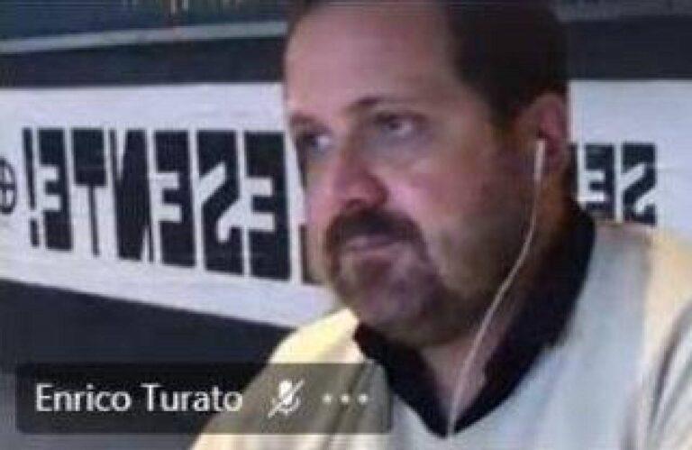 Bufera sul Municipio 9: consigliere in video con croce celtica
