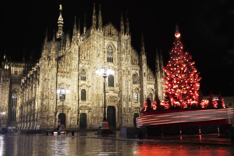 Verso Natale, già lanciato il bando per gli alberi 2021