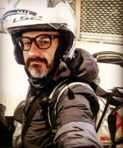 rider Diego Cajelli