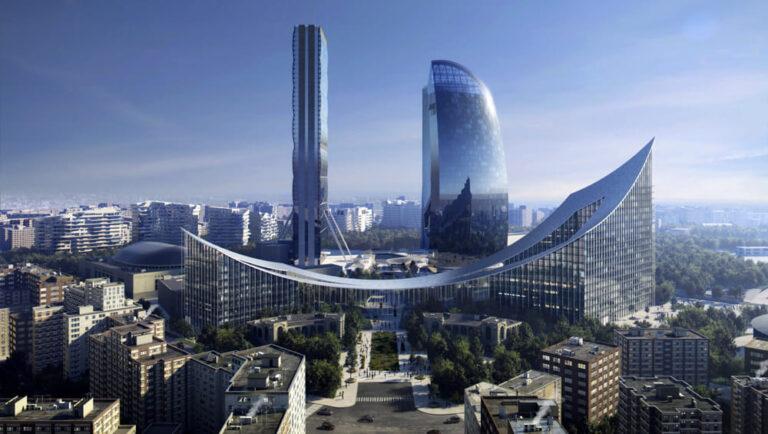 Milano, via libera all'ultimo grattacielo di Citylife