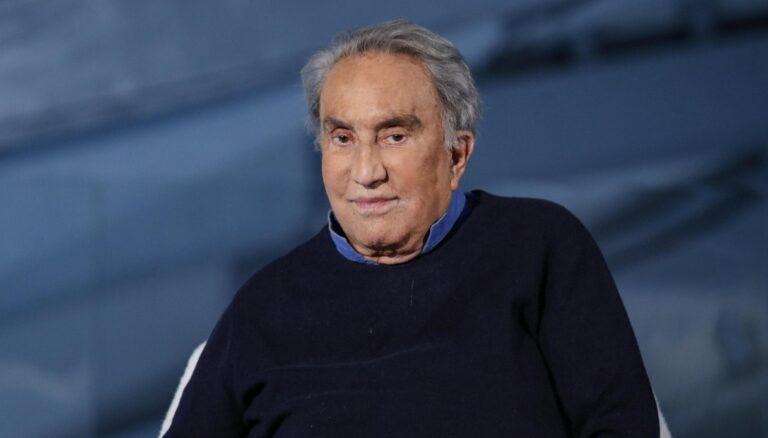 Emilio Fede al San Raffaele: condizioni molto gravi, ma lui parla di «brutta caduta»