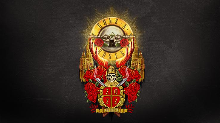 Guns N' Roses a San Siro il 10 luglio 2022: da venerdì i biglietti