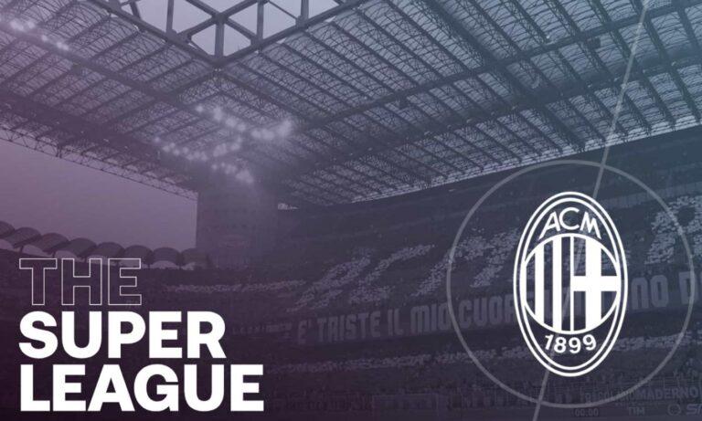 Nasce la Super League: anche Milan e Inter tra i club fondatori
