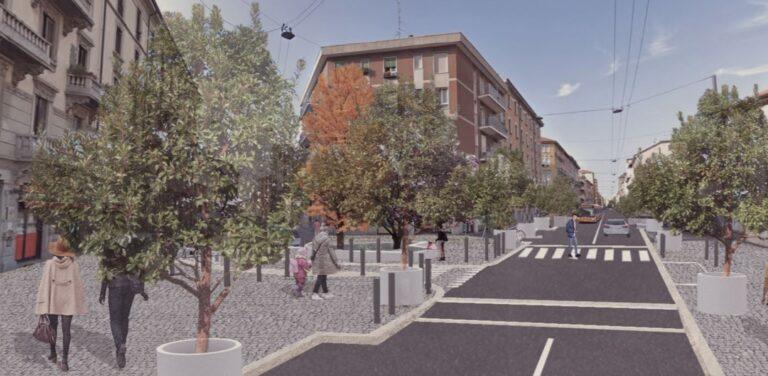 Milano, via Padova cambia volto: lavori al via dal 19 aprile