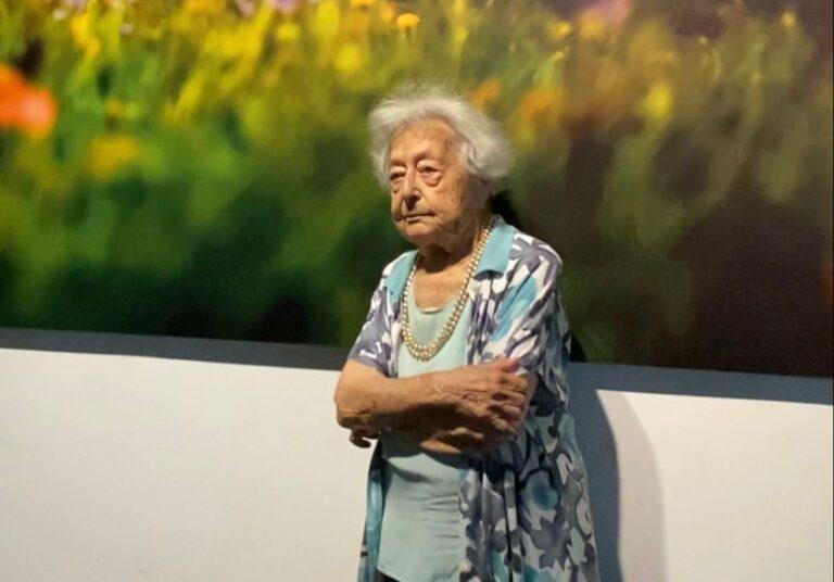 """Milano, al Museo della Scienza """"Dolomiti Transfigurate"""": un omaggio alla fotografa 102enne Marcella Pedone"""