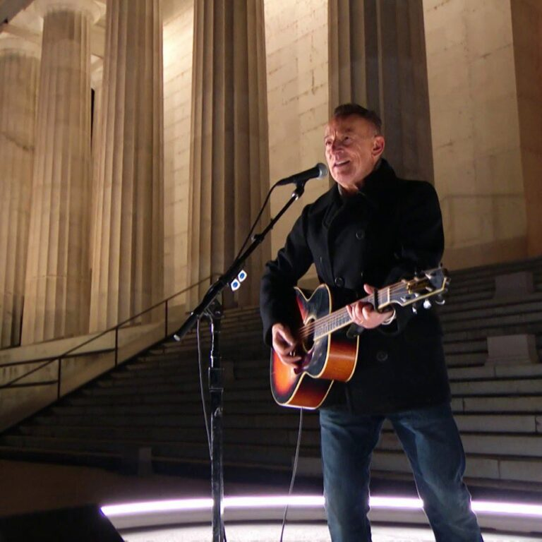 Niente Bruce Springsteen a San Siro nel 2022