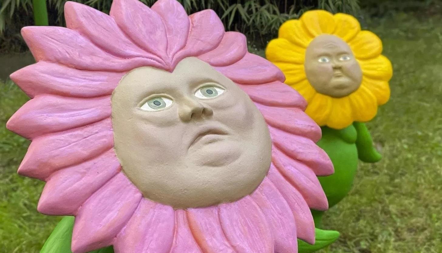 fiori obesi