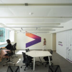 Accenture, il corporate Center di via Bonnet