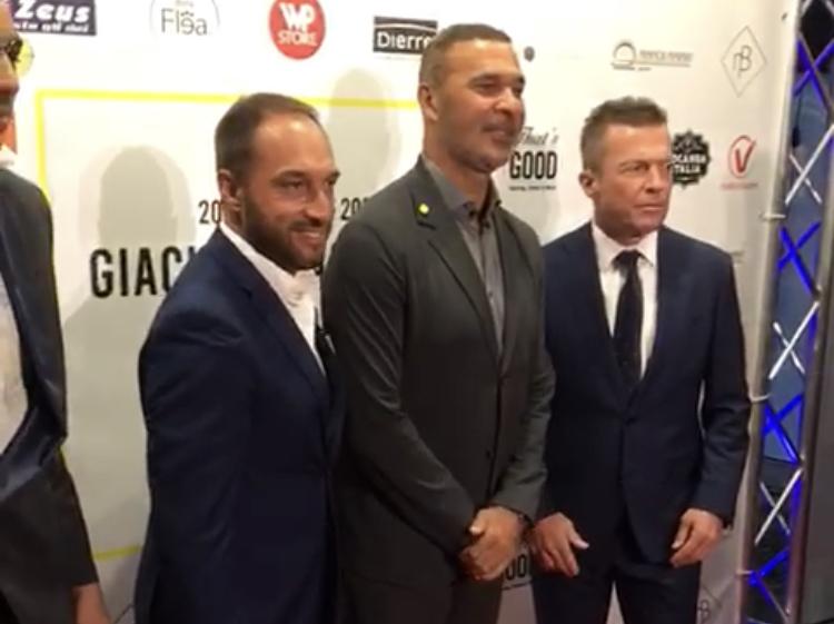 Giacinto Facchetti Awards, Gullit e Matthaus tornano a Milano. Tripudio per Jacobs