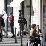 Set cinematografici a Milano, foto Flickr Comune di Milano